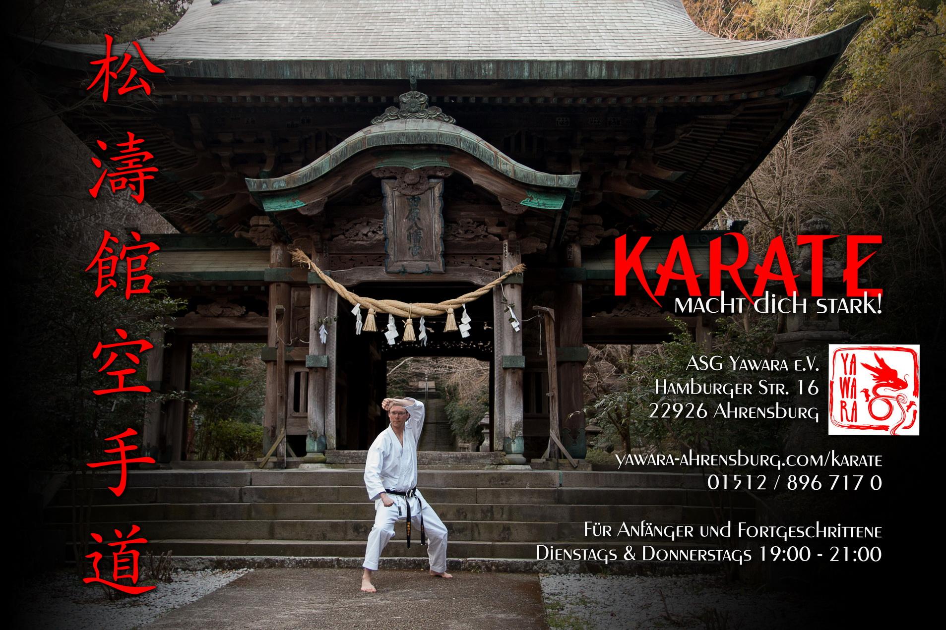 Karate_Yawara_Titelbild