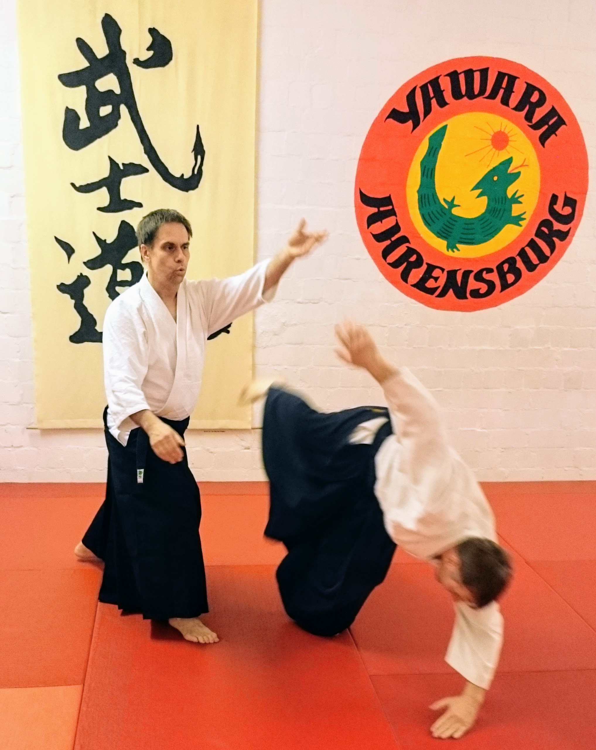 Aikido bei Yawara Ahrensburg