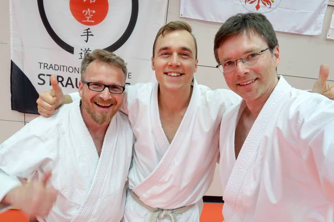 Karate Nerds in Berlin